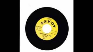 Big Slim I Got To Find My Baby (SAVOY 1605) (1961)