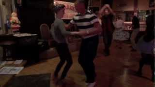 Swing Dancing With Some Class Acts