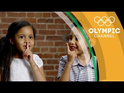 Usain Bolt Gets The Cutest Commentator Treatment  | Kids Call