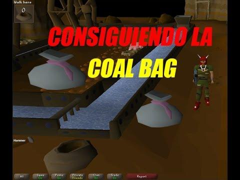 Como conseguir nuestra COAL BAG para ir al blast furnace (member)// [LuisPipe]