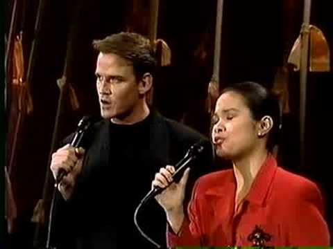 "Lea Salonga/Sean McDermott ""Last Night of the World"""