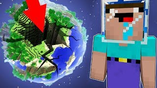 HOW DID NOOB DESTROY THIS PLANET ?! Minecraft Battle - NOOB vs PRO (Animation)