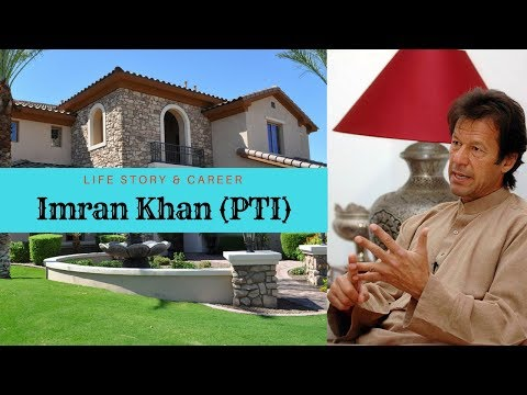 Imran Khan PTI Net Worth, Income, Career, Jobs, House,Politic,Fights,Helicopter and lifestyle 2017