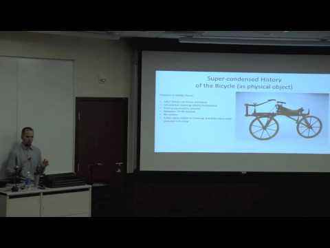 Chris Sweet - History of Bicycling in Illinois