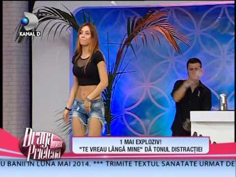 Tavi Clonda Band si Adelina-Vara asta (cover) @Kanal D-live