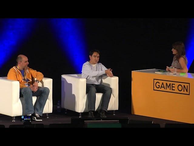 La Mazmorra de Pacheco en GAME ON 2017