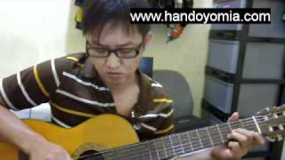 她说 Ta Shuo (she says) JJ LIN (林俊杰) - FingerStyle Guitar Solo Mp3