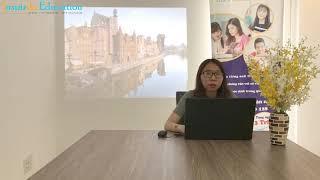 Chi phí du học Ba lan 2019