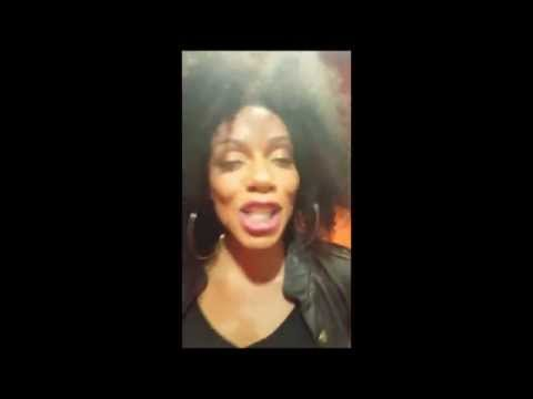 Montage of Wendy Raquel Robinson hair and Makeup F