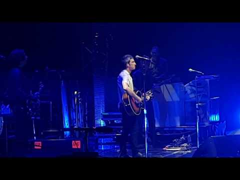 Noel Gallagher Don't Look Back In Anger We Are Manchester 9/9/17 Oasis
