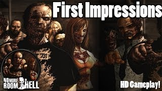 NO MORE ROOM IN HELL - First Impressions (Free To Play!)