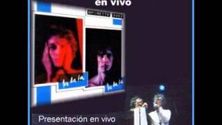 Luis Alberto Spinetta/Fito Páez - Presentación