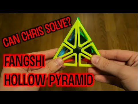 Can Chris Solve?: Hollow Pyramid
