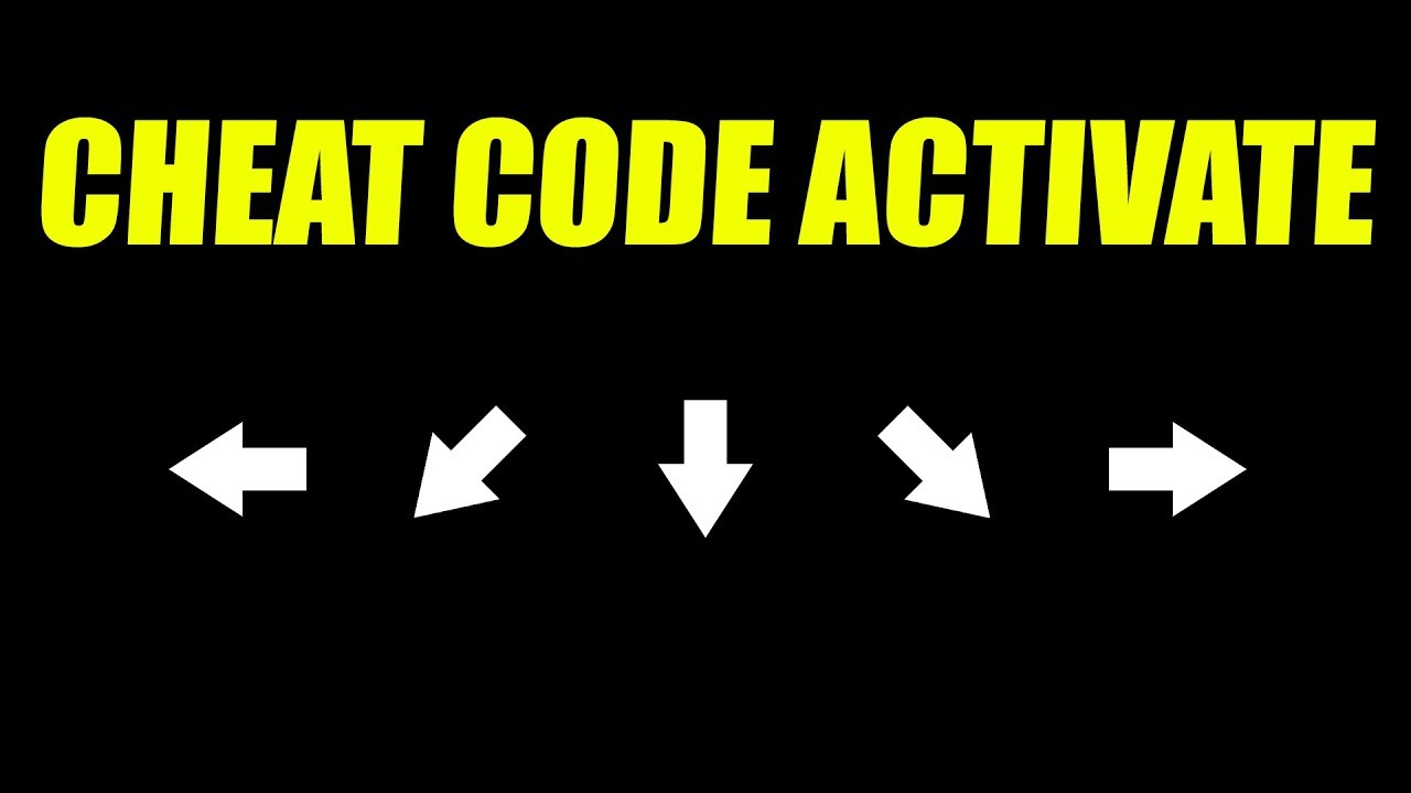 CHEAT CODE UNREAL ENGINE 4 - COMMAND SEQUENCE SYSTEM