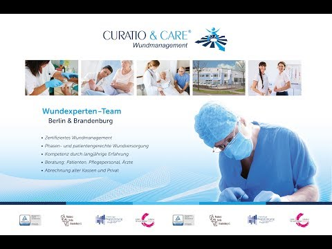 Curatio und Care Wundmanagement  - Wundexperten -Team Berlin Brandenburg