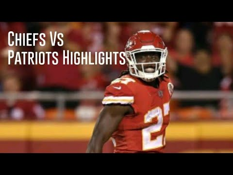 NFL Kick off: Chiefs Vs. Patriots Highlights