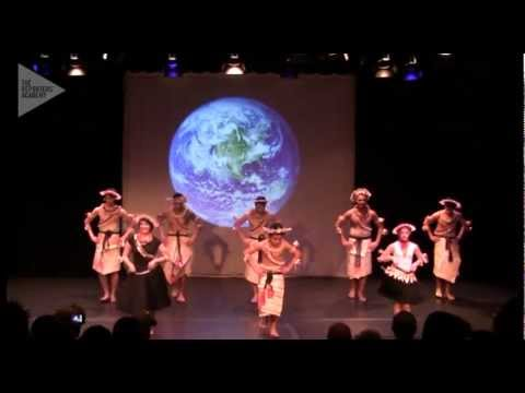 Kiribati Te Reitaki Cultural Dance Extravaganza - London 2012 Pre Games Training Camp