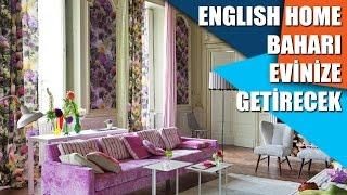 English Home baharı evinize getirecek