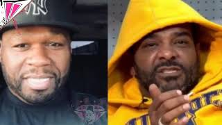Jim Jones Has Words For 50 Cent After An Online Post Goes Wrong
