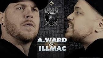 KOTD - A. Ward vs Illmac   #TB2