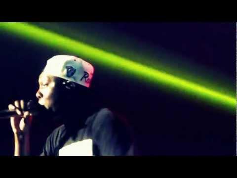 Dizzee Rascal - Heavy (Chase & Status) || live @ Marquee / Pukkelpop || 18-08-2012
