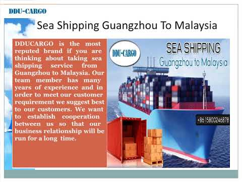 Door to Door Sea Shipping Singapore.