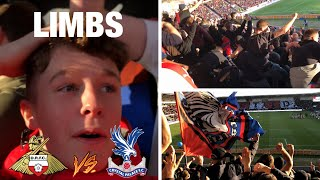 Doncaster rovers vs Crystal Palace *VLOG* CRYSTAL PALACE ARE MENTAL