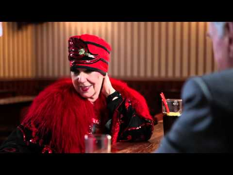 Molly Parkin on Francis Bacon and Jeffrey Bernard