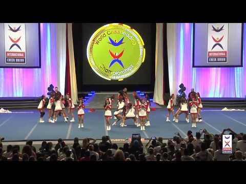 Team Puerto Rico [2014 All Girl Elite]
