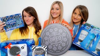 MASSIVE OREO UNBOXING! National Oreo Day!