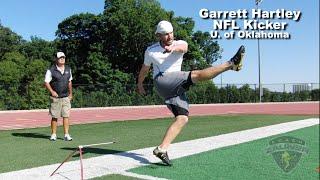 Video Garrett Hartley NFL Kicker, Field Goal Workout With Coach Zauner download MP3, 3GP, MP4, WEBM, AVI, FLV September 2017