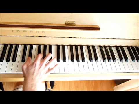 How to play your song by Ellie Goulding on piano-tutorial