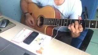 Đạo làm con guitar cover - Nguyễn lương