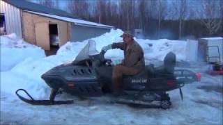 Канадский тупик. Часть 58. Салокоптильный снегоход.