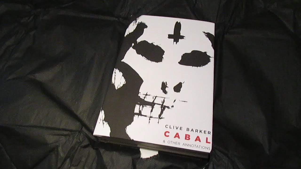 Download Cabal & Oher Annotations by Fiddleblack.org (unboxing)
