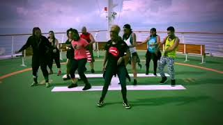 "MAD SWAG w/RSWAG- ""Finesse"" 5th Annual Dance Fitness Cruise"