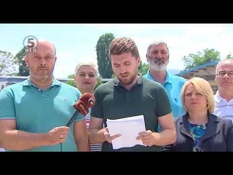 ВМРО-ДПМНЕ: Лага беа ветувањата за нови зелени површини