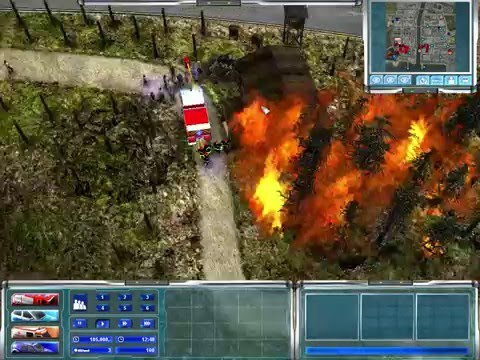 Emergency 4 mod CSP feux de foret #8