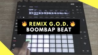 Mobb Deep G.O.D. Pt III Remix | Boom Bap Beat Making In Ableton Live | Sample Pack Review