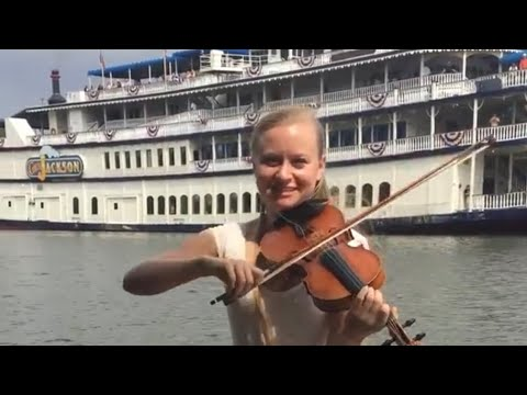 Oh! Susanna -fiddle, dance, and vocal - YouTube Hillary Klug