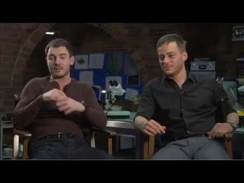 CROSSING LINES   with TOM WLASCHIHA and RICHARD FLOOD