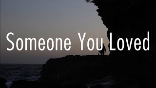 Cover images Lewis Capaldi - Someone You Loved (Lyrics)