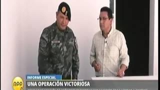 INFORME SOBRE OPN CHAVIN DE HUANTAR: RPP 21ABR17