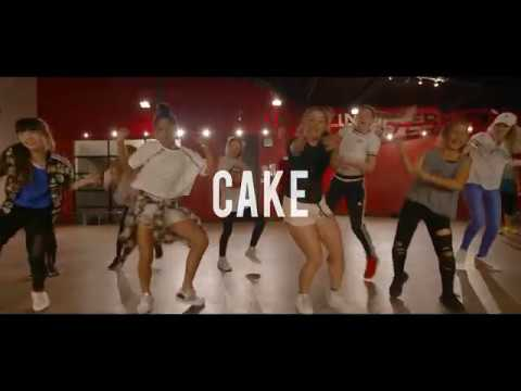 Flo-Rida ft 99 Percent - Cake - Choreography by Kenya Clay