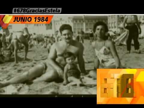 ESTELA DE CARLOTTO Y LA HISTORIA DE SU HIJA LAURA - 05-08-14