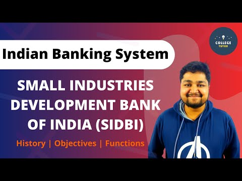 sidbi established