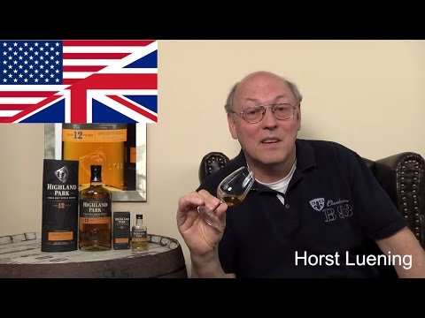 Whisky Review/Tasting: Highland Park 12 years
