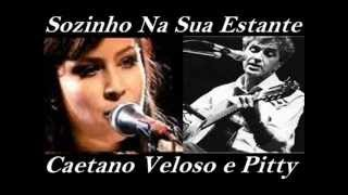 Sozinho Na Sua Estante (MashUp) - Caetano Veloso & Pitty