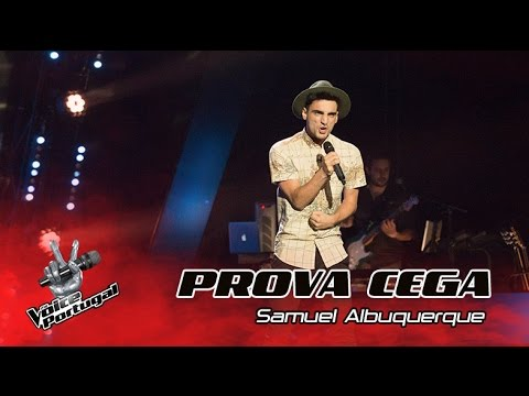 Samuel Albuquerque - Impossible | Prova Cega | The Voice Portugal
