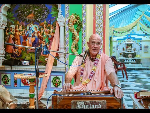 """On Tour In Eastern Europe  """"Destination Hungary"""". Indradyumna Swami"""